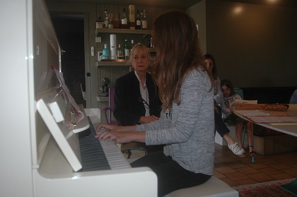 élève au piano Bordeaux audition 2016