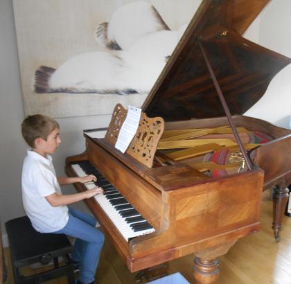 Audition des cours de piano juin 2015 bordeaux - Comment choisir son piano ...
