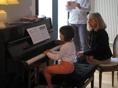 Stress et concentration...c'est ma 1ère audition de piano